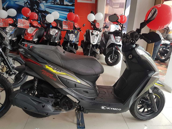 Kymco Agility All New 125