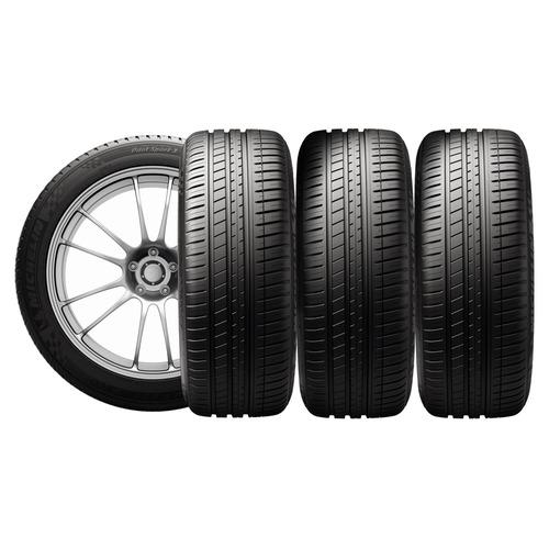 Kit X4 Neumáticos Michelin Pilot Sport 3 - Cubiertas 215/45