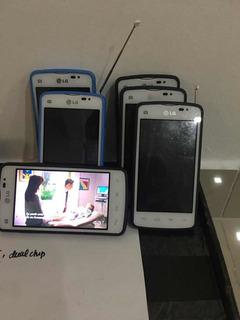 Celular Tv LG L50 Sporty D227 Dois Chips Teclado Grande