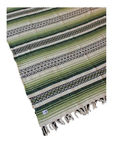 Imagen 1 de 6 de Cobija Tradicional Falsa/ Falsa Blanket Individual 7 Fibras