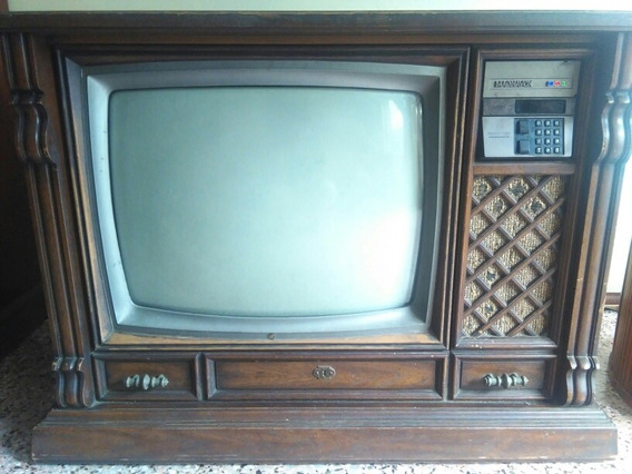 Tv Antiguo De Coleccion Magnavox