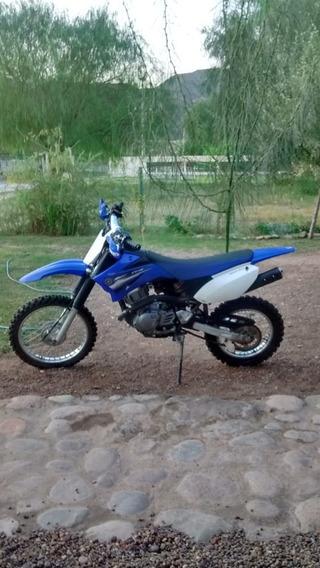 Yamaha Ttr 125 2012