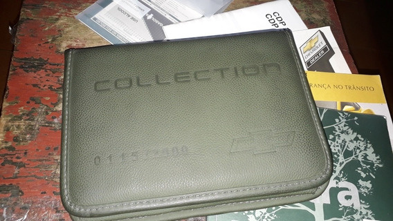 Manual Vectra Collection 2011