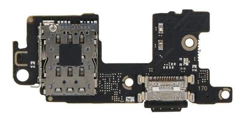 Imagem 1 de 2 de Placa Carga Usb Mi 11 Conector Leitor Chip
