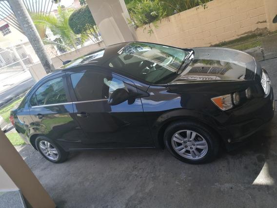 Chevrolet Sonic Lt. Américana