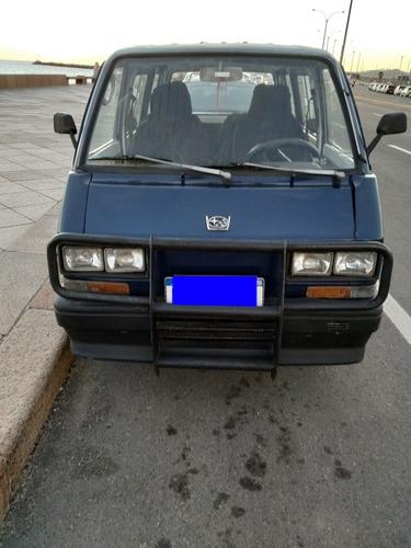 Subaru E10 Van Dx Año 1993 Van Dx