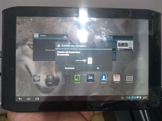Tablet Motorola Xoom 2 - Mz608 8.2 Polegadas