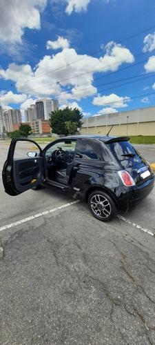 Imagem 1 de 9 de Fiat 500 2010 1.4 Sport Dualogic 3p