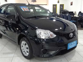 Toyota Etios X 1.3 Flex Manual 2017 / 2018