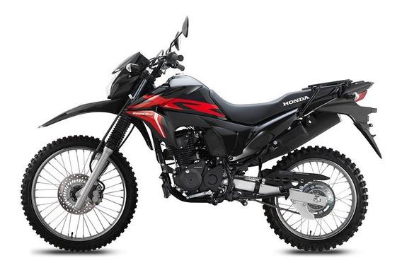 Honda Xr 190 L Inyeccion Retirala Ya Honda Guillon +