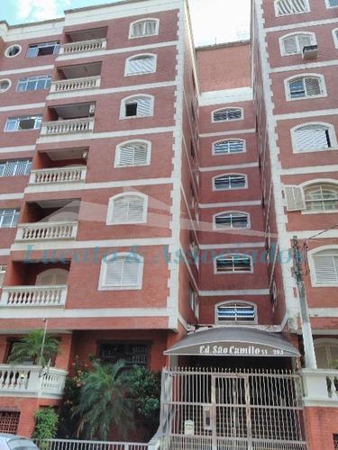 Apartamento Para Venda Tupi, Praia Grande Sp - Ap01136 - 4477554