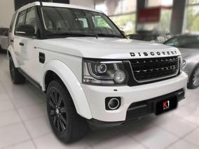 Land Rover Discovery 4 3.0 Tdv6 S 2014 Branca