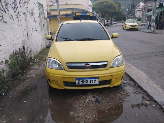 Chevrolet Corsa Sedan 1.4 Premium Econoflex 4p 2008