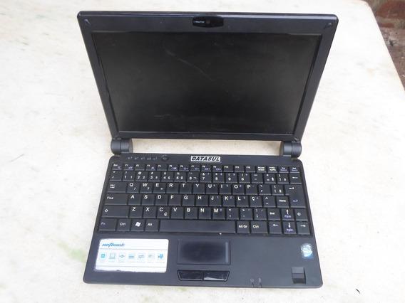 Carcaça Netbook Datasul Nb1001. Barato