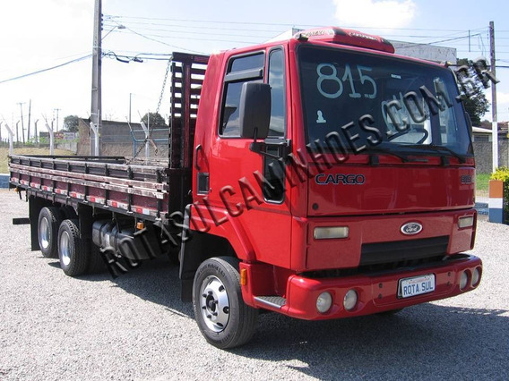 Ford Cargo 815 Truck
