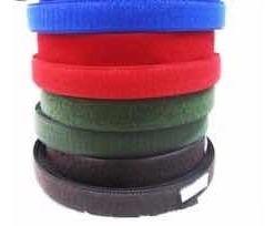 Velcro Rollo De 25m X 2cm Color   Juki Uruguay