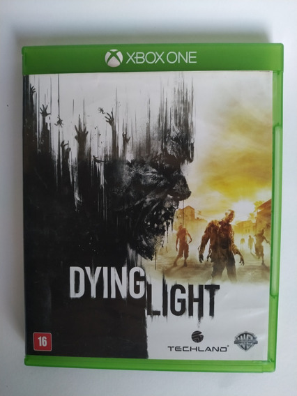 Dying Light Xbox One Física Original