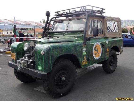 Land Rover Santana Campero 4x4