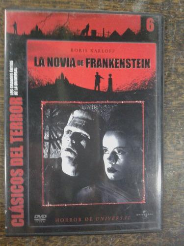 Imagen 1 de 4 de La Novia De Frankenstein * Clasicos Del Terror * Dvd *