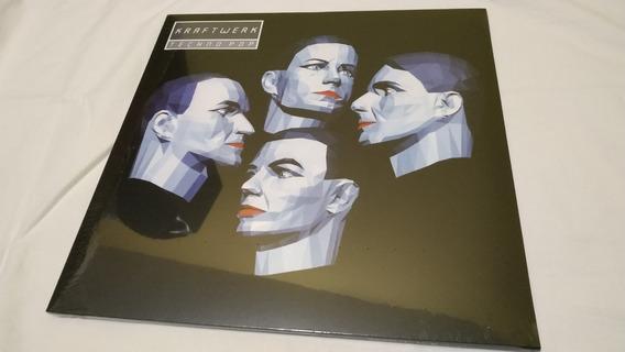 Kraftwerk - Techno Pop [vinyl] Eletric Cafe Lp Remastered