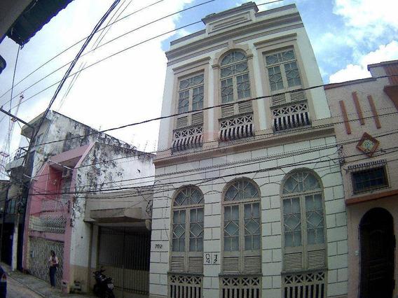 Casa Comercial, 627 M² - Campina - Belém/pa - Ca0184