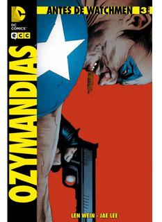 Ozimandias 3 (antes De Watchmen)