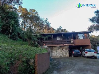 Casa Residencial À Venda, Passauna, Campo Magro. - Codigo: Ca0038 - Ca0038