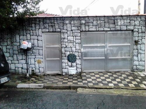 Casa Térrea Para Locação Em Santo Antônio  -  Osasco - 26870