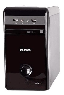 Computador Desktop Cce Mp23 - Intel Celeron J1800 - Ram 2gb