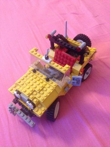 Lego Jeep Off-road - 4x4 - Original Completo