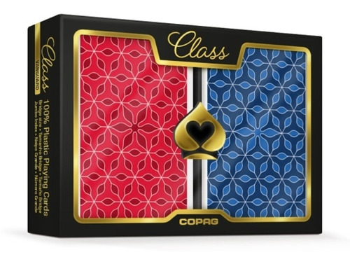 Cartas Copag Poker Class Vanguard