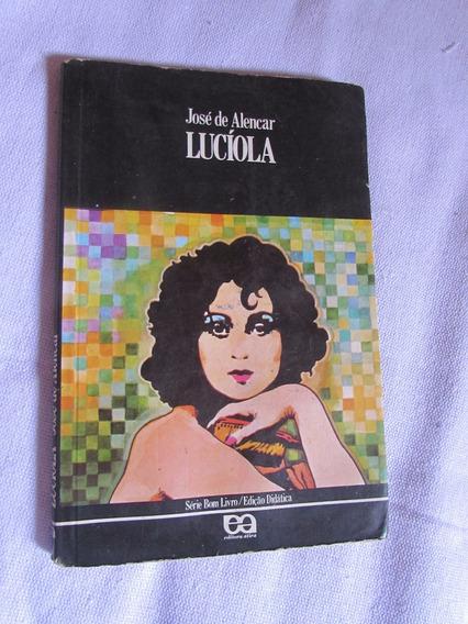 Lucíola (série Bom Livro) - José De Alencar