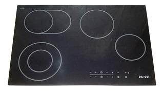 Tope De Cocina Eléctrico Damasco Vitro77cm Mchf726