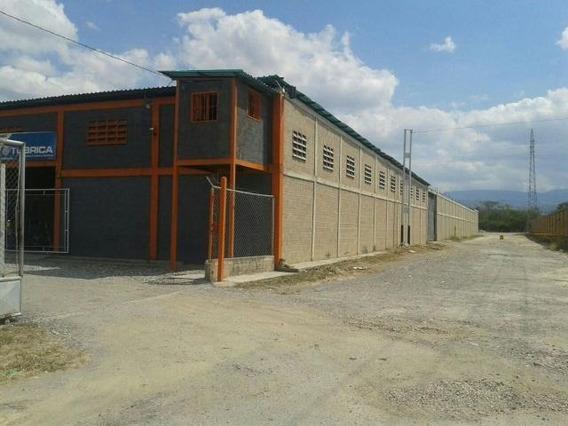 Se Vende Galpon Municipio Jimenez Rah: 19-8434