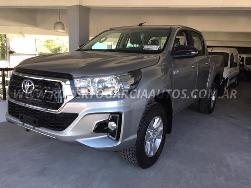 Toyota Hilux 2.8 Sr 4x4 Diesel