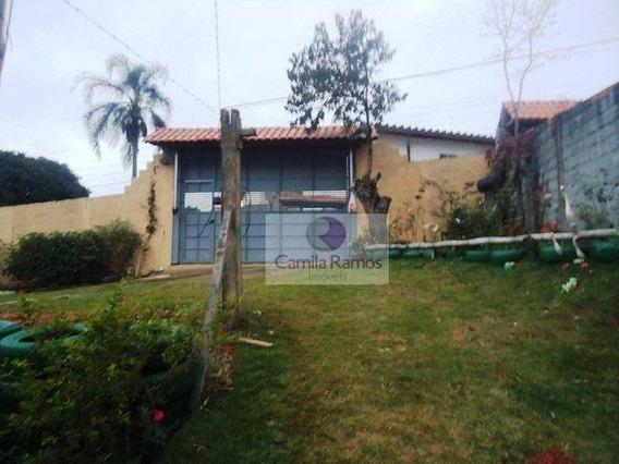 Chácara Residencial À Venda, Recreio Sertãozinho, Suzano. - Ch0030
