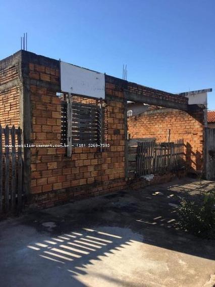 Terreno Para Venda Em Pirapozinho, Residencial Natal Marrafon - 4121