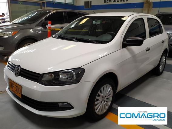 Volkswagen Gol Trendline 1.6 5p 2016 Imp300