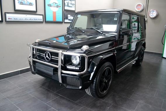 Mercedes Benz G 63 Amg 2016