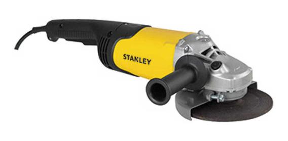 Amoladora Angular 180 Mm Stanley Stgl2218 - Rex