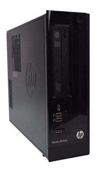 Pc Hp Pro 3410 Intel I3 4gb Ssd 120gb Wi-fi