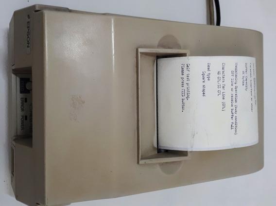 Impressora Matricial Nao Fiscal 40 Col Epson Usada