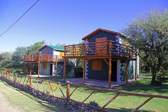 Venta Casa Y Complejo De Cabañas En Carpinteria San Luis