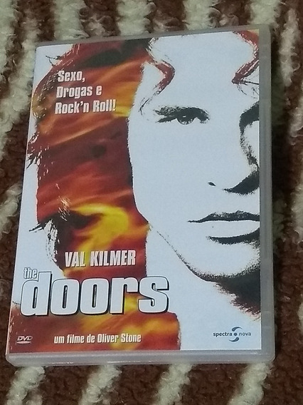 Dvd Filme The Doors