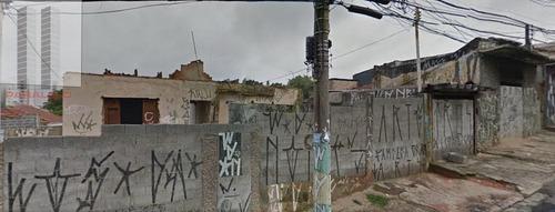 Terreno À Venda, 1100 M² Por R$ 1.800.000,00 - Vila Bela - São Paulo/sp - Te0112
