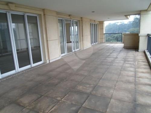 Apartamento À Venda No Panamby, 607 M² - 345-im92776