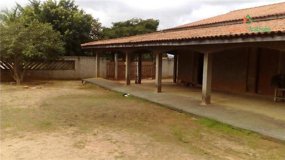 Chácara Residencial Alvorada, Araçoiaba Da Serra. - Ch0001