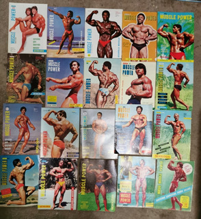 Revistas Muscle Power A $280 Pesos C/u