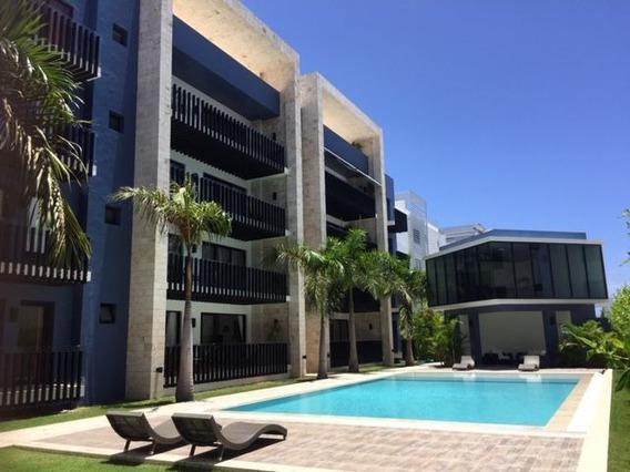 Venta De Penthouse En El Village Punta Cana