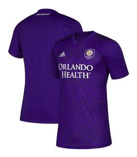 Camisa Orlando City Mls Eua (2020) Nova Pronta Entrega